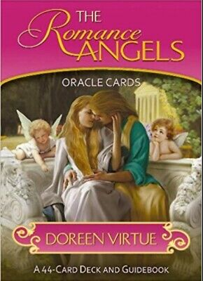 Romance Angel Oracle Cards New Edition (Japanese Guidebook)