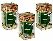 Eco-Fill Reusable Coffee Filter- 3 Pack
