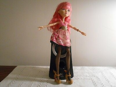 """Monster High 11"""" Doll EVER AFTER CA C.A. Cupid Valentine FIRST CHAPTER EA"""