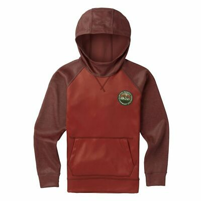 Burton Crown Bonded Pull Over Bitters