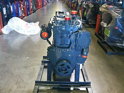 BRAND NEW PERKINS 1104D-E44TA Electronic injection New engine