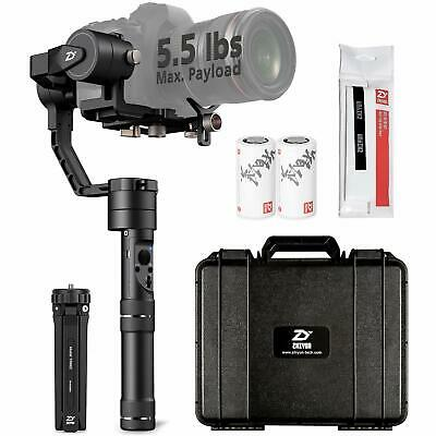 Zhiyun Crane plus 3Axis Handheld Camera Gimbal Stabilizer Mirrorless DSLR Reflex