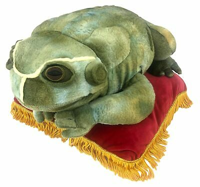 Wizarding World of Harry Potter : Plush Frog Choir Puppet with Movement Sound