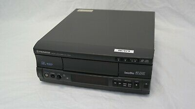 Pioneer CLD-V2800 Professional Laserdisc Player | Tested & Working nc