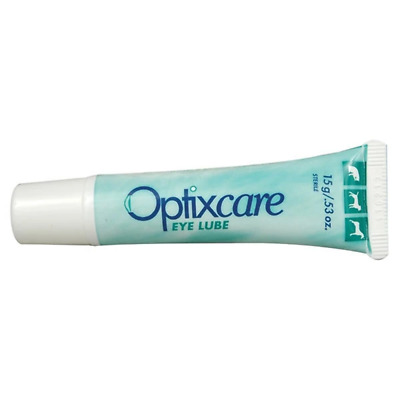 Optixcare Eye Lube 20g Dog Cat Horses