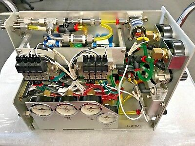 Novellus 02-18029-002 Wafer Processing Oven Air Control Module