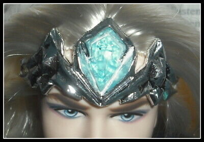 BOOTS KEN DOLL KING OF THE CRYSTAL CAVE SILVER /& BLUE BOOTS ACCESSORY