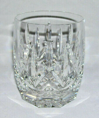 WATERFORD ~ 12 Oz. Crystal DOUBLE OLD FASHIONED GLASS (Westhampton) ~ Ireland