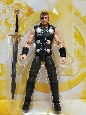 Marvel Legends Thor Eyepatch from Avengers Infinity War - TRU 3 Pack Exclusive