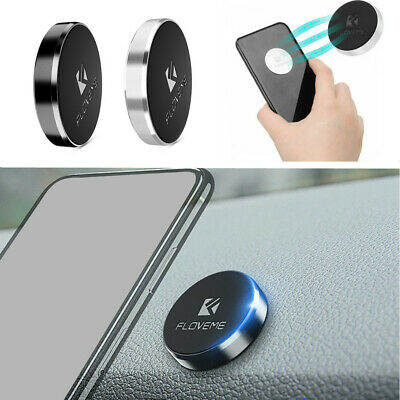 Magnetic Car Dashboard Mobile Phone Holder Wall Desk Mount Support Sticker Stand