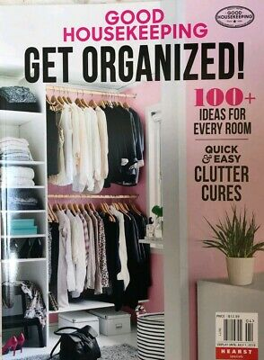 Good Housekeeping Get Organized 2019 Reissue Special Edition
