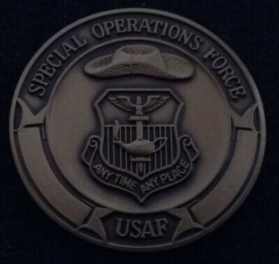 AUTHENTIC AFSOC COMBAT Weather USAF AFWE Air Force Special
