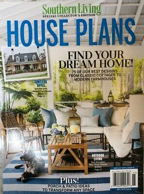 House Plans 2019 Southern Living Special Collector's Edition