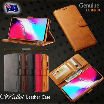 Samsung Galaxy S10 5G S10 Plus S10E S9 Luxury Wallet Leather Case Flip PU Cover