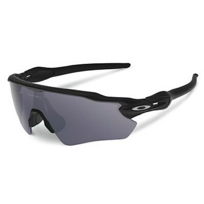 Oakley SI Radar EV Path Matte Black / Grey Polarized Schutz Brille Sonnenbrille
