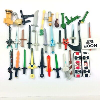 10PCS RANDOM ROBLOX Accessories Weapons Playsets for Roblox Figure