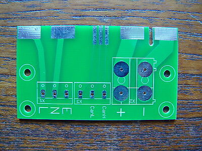 PCB connector for Eltek Flatpack