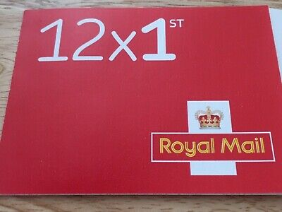 12 Royal Mail 1st Class Stamps brand new and unused
