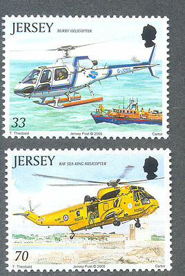 Helicopters-2 values Search & Rescue mnh 2005