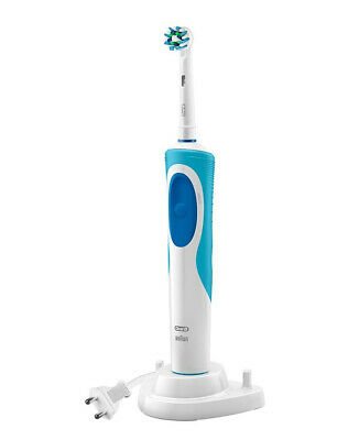 Braun Oral-B Vitality Cross Action Rechargeable Electric Toothbrush *Box Damaged