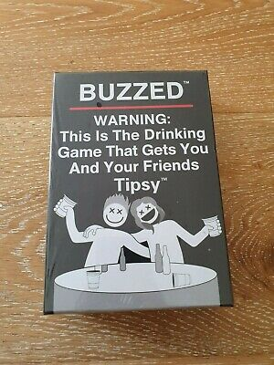 Buzzed The Drinking Game That Gets You and Your Friends  -  AU Stock post now