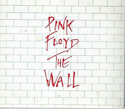 PINK FLOYD The Wall 2CD 2001 Remastered Digipak Edition Excellent Condition