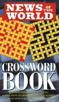 """""""News of the World"""" Crossword Book: No. 1 By News of the World"""
