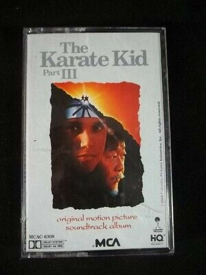 The Karate Kid Part III Original Motion Picture Soundtrack