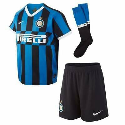 Nike Inter Milan Home Kit 2019/20 - Little Kids