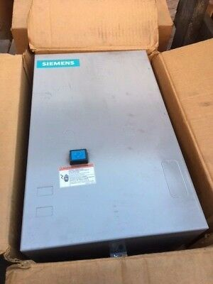 Siemens FSH32A Nema Size 2 Starter Enclosure ONLY, New Surplus