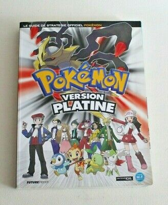Guide Pokémon version Platine