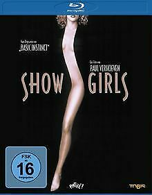 Showgirls [Blu-ray] de Paul Verhoeven | DVD | état très bon