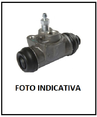 FIAT 131 132  ARGENTA CILINDRETTO  FRENO  22mm 101084 790417 3899783