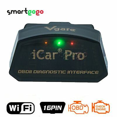 Vgate iCar PRO Bluetooth/WIFI OBD2 Car Diagnostic Scanner For Android iOs BSG