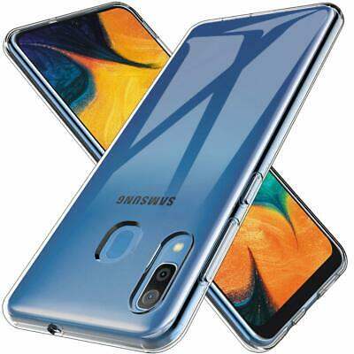 Samsung Galaxy A30 Etui Housse Coque protection Silicone ultra fine