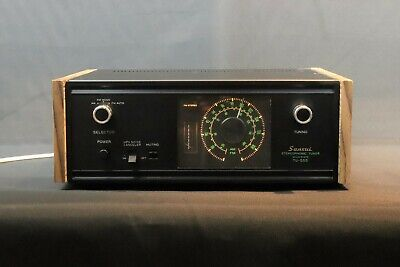 SANSUI TU-555 AM/FM TUNER from squonk.co