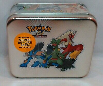 Pokemon TCG 2003 EX Factory Sealed Collector Tin