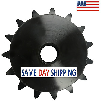 40BS16H-1 1/4th Sprocket for #40 Roller Chain 16 tooth + FREE FAST SHIPPING