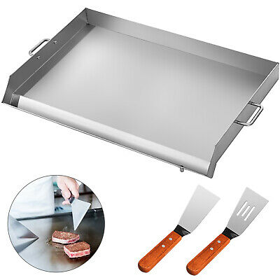 Griddle Gas Grill Flat Top Counter top Thermal Control Commercial Plancha NEW