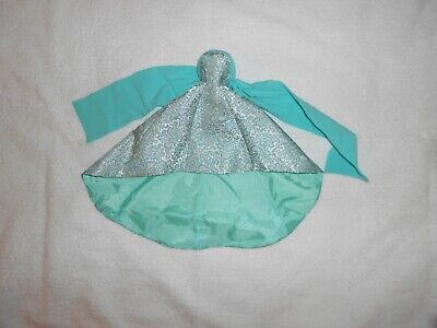 Fashion Royalty Integrity Turquoise Sparkler (New) Dress And Panties