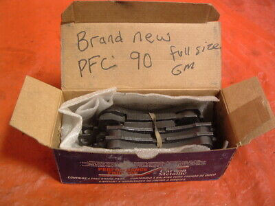 Performance Friction 0052 full size GM brake pads 90 compound Wilwood Hawk Howe
