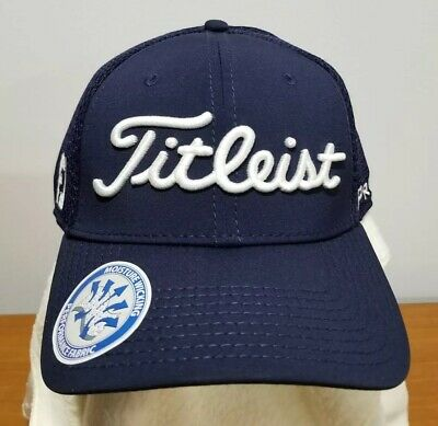 Titleist Tour Sport Mesh Fitted Hat NEW L/XL
