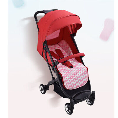 Cotton Baby Stroller Buggy Car Seat Chair Pram Pushchair Liner Cover Mat LJ