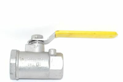NEW 3/4'' Apollo 2-Piece Standard Port Ball Valve 2000 WOG