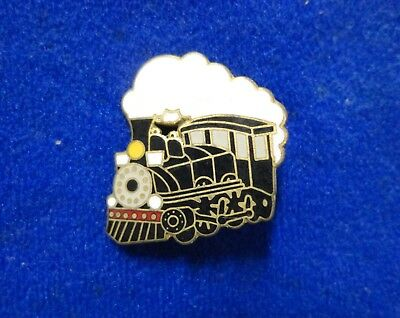 Tie Tac Old Tyme Steam Engine Railroad Train Logo Hat Pin Lapel Pin