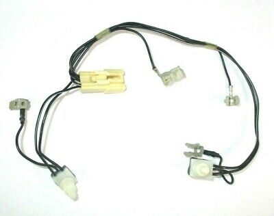 02-08 dodge ram overhead console map dome light switch switches wiring  harness