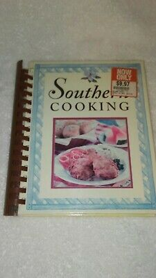 Southern cooking cookbook over 150 soul warming receipes