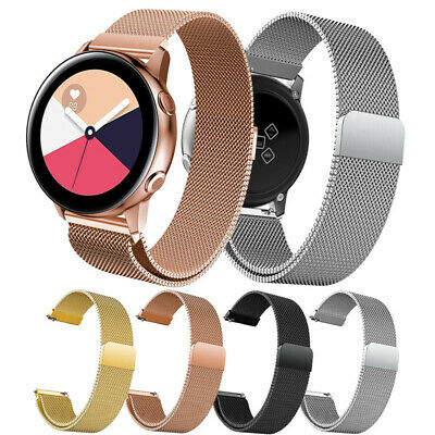 Milanese Metal Loop Watch Band Strap For Fossil Gen 4 Q Venture HR / Q Tailor