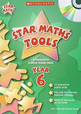 Star Maths Tools Year 6 By Julie Cogill, Anthony David, Greg Best