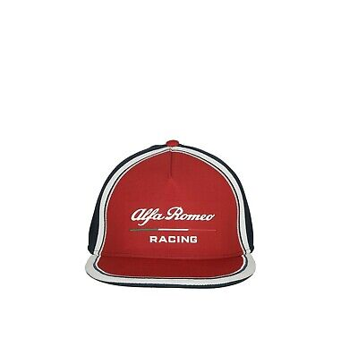 Alfa Romeo Racing Official Kid's Team Flatbrim Cap - 2019